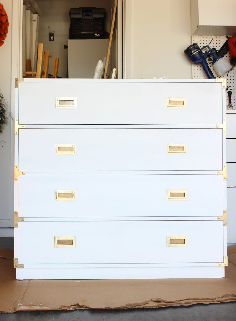 This campaign dresser is awesome - Click for the %22AFTER%22 picture!