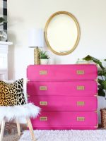 Wow! Love this campaign dresser - Click for tutorial!