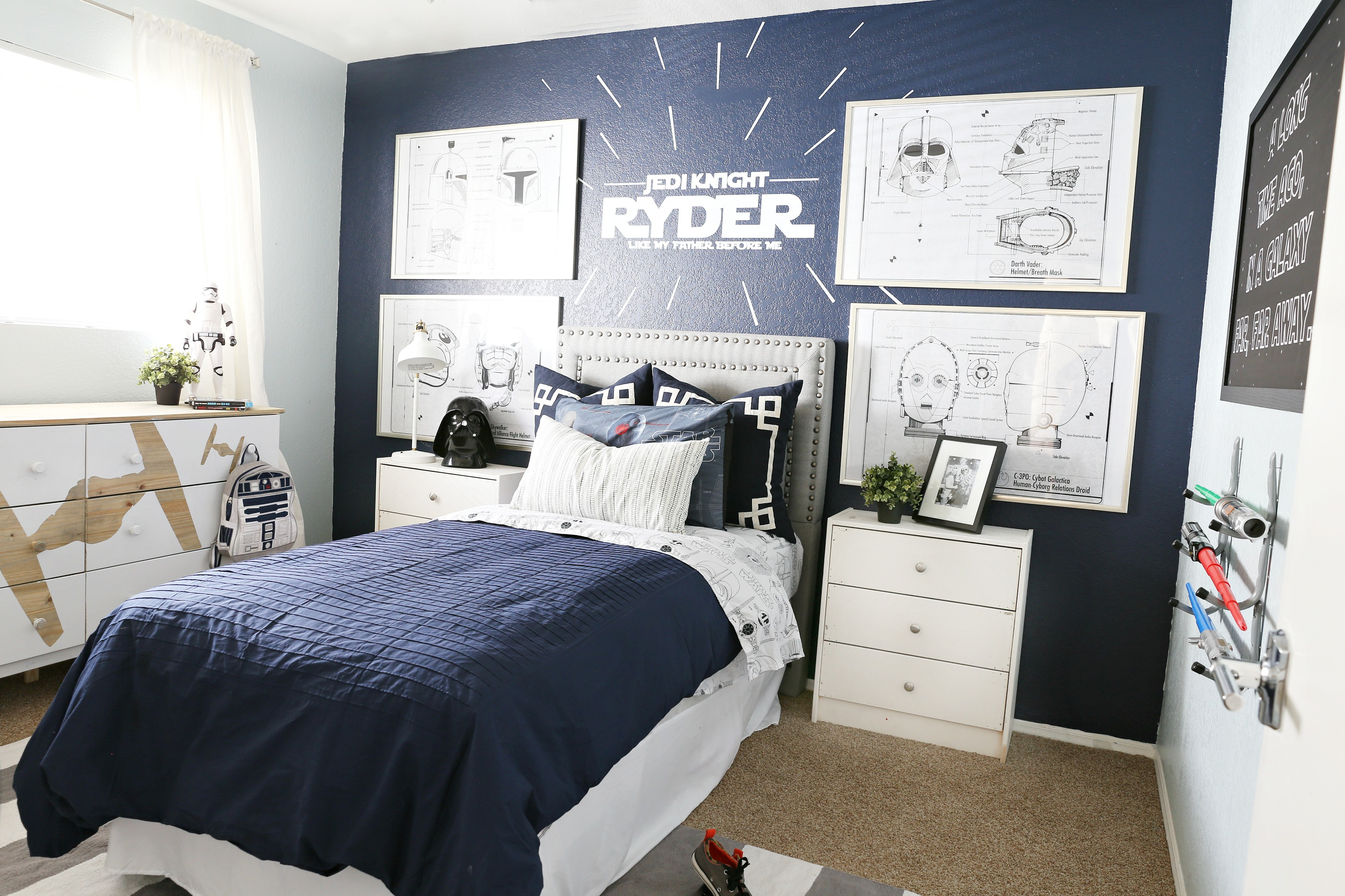 Marvelous Star Wars Kids Bedroom