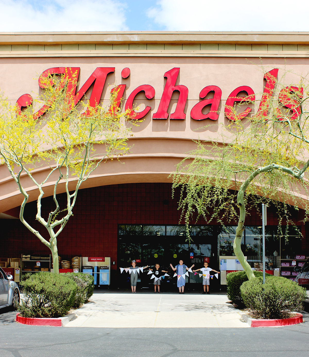 Free kids classes at Michaels