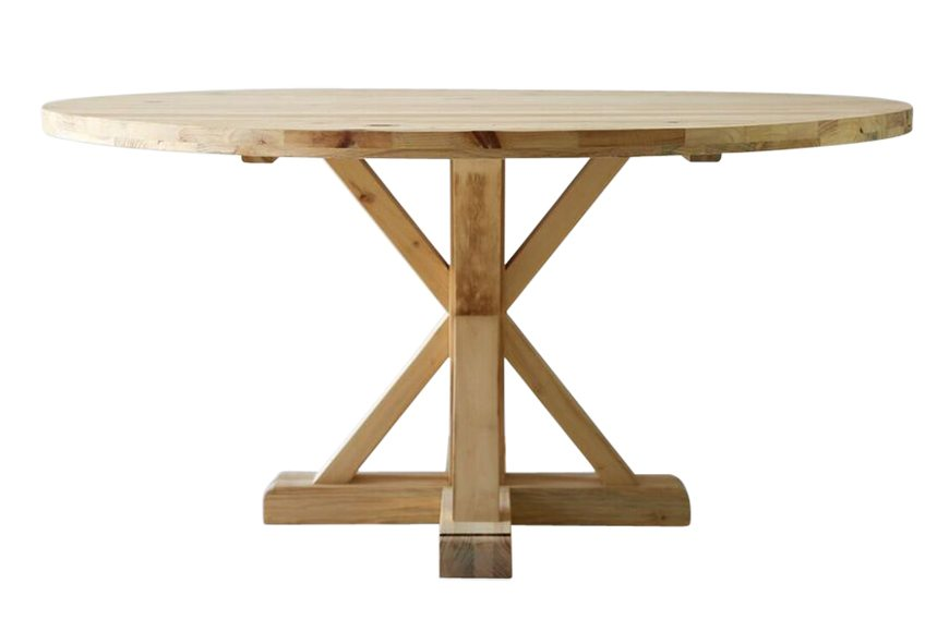 Jax Pedastal Table from Ave Home