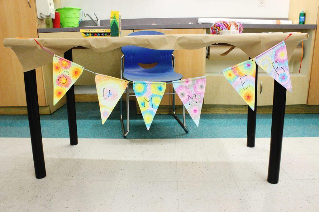 Kids Pendant Banner