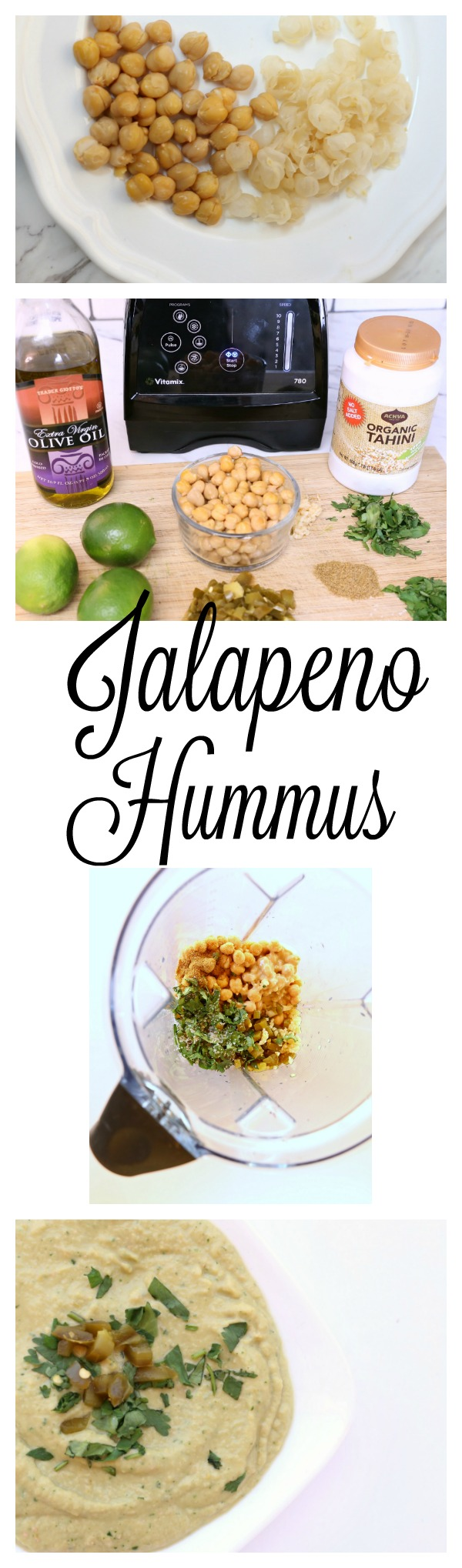 This is such a yummy Jalapeno Hummus Recipe! A must try for sure. classyclutter.net