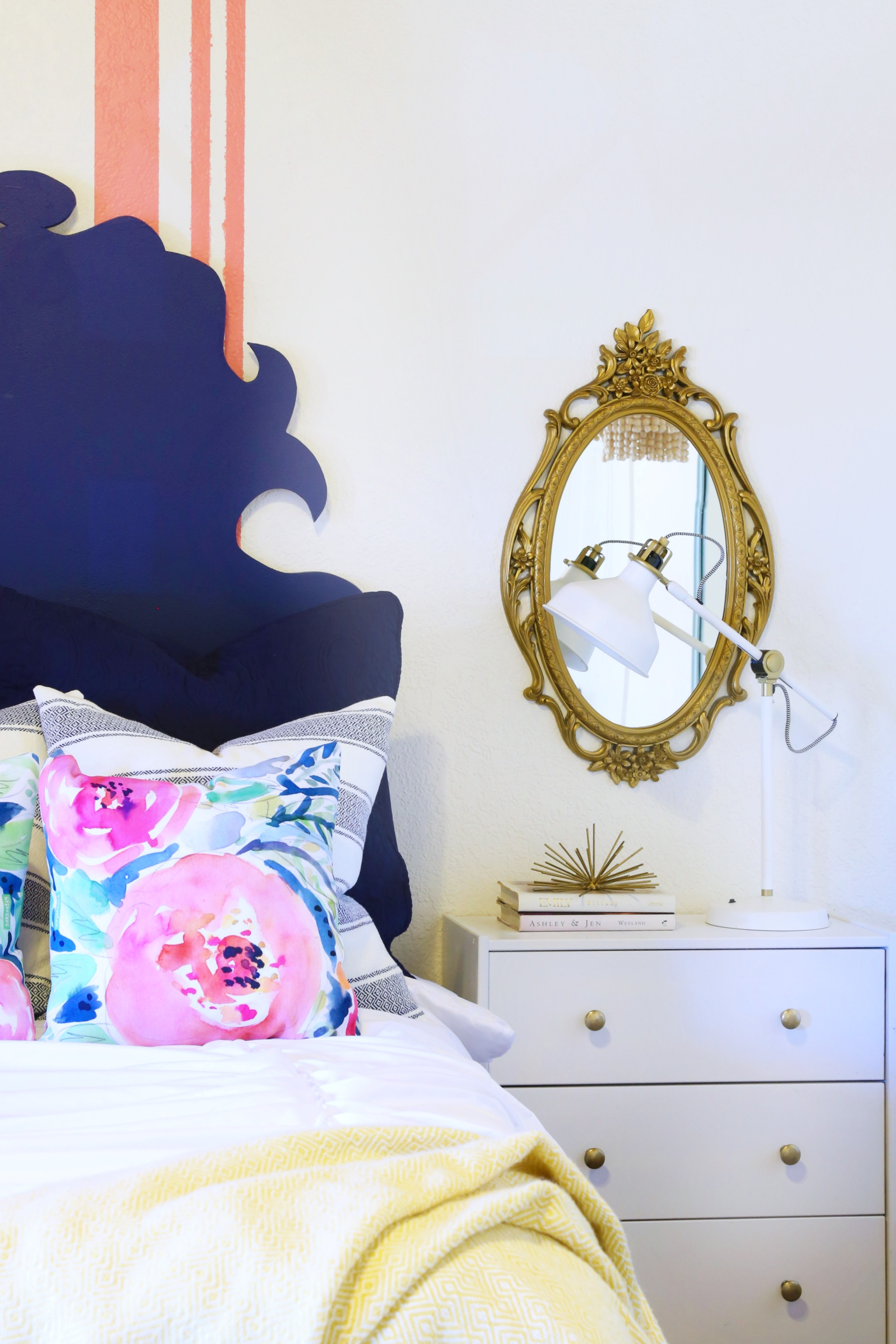 colorful and eclectic teenage bedroom makeover classy clutter colorful and eclectic teenage bedroom makeover