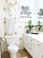 Kids Bathroom Makeover - www.classyclutter.net