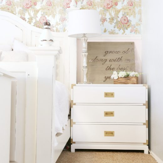 Ave Home Campaign Nightstand