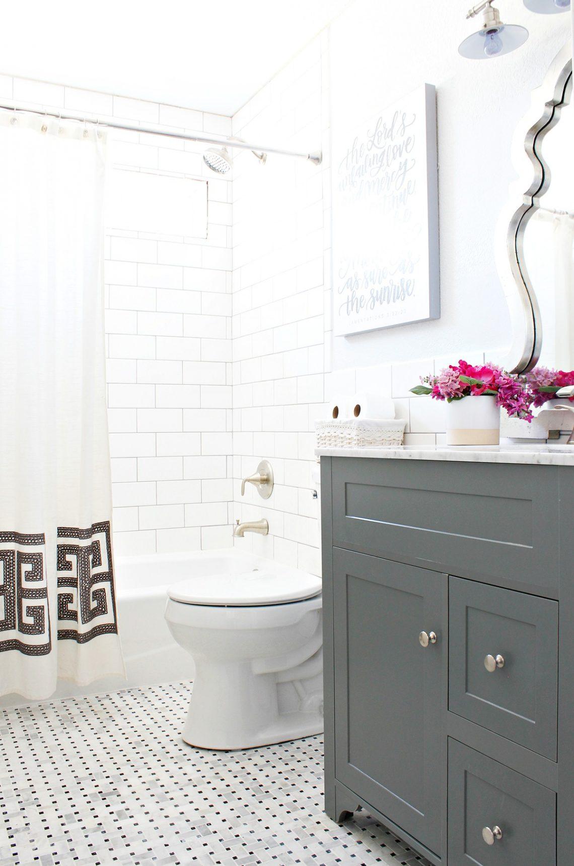 Pfister bathroom faucets reviews - Prescott View Home Reno Kids Bathroom Reno Reveal Pfister Faucet Review