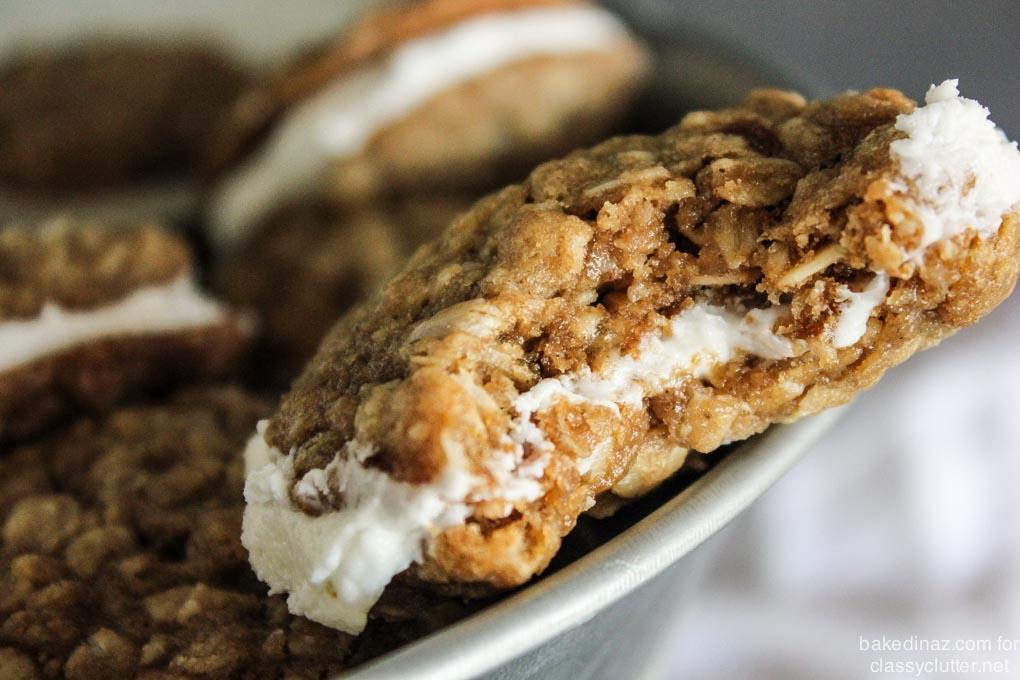 Oatmeal Creme Pie-7
