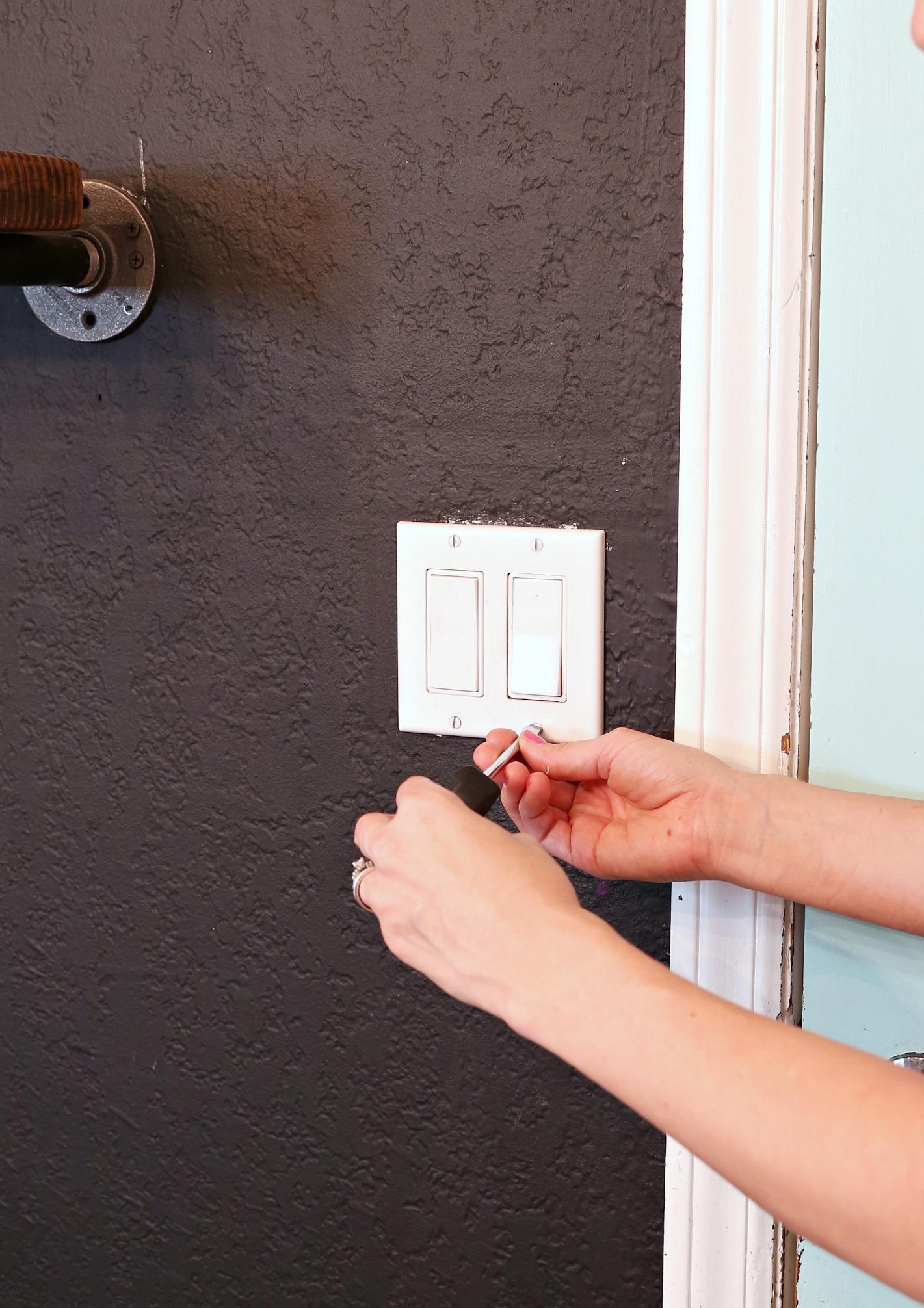 Photo 5- Remove Switch
