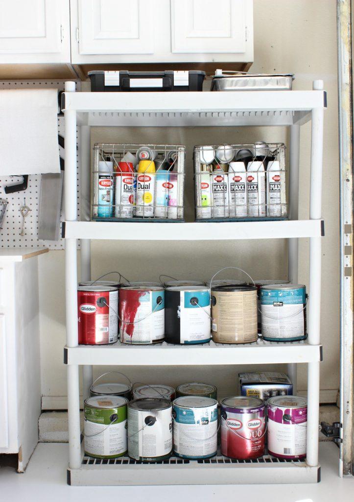 garage-makeover-paint-storage