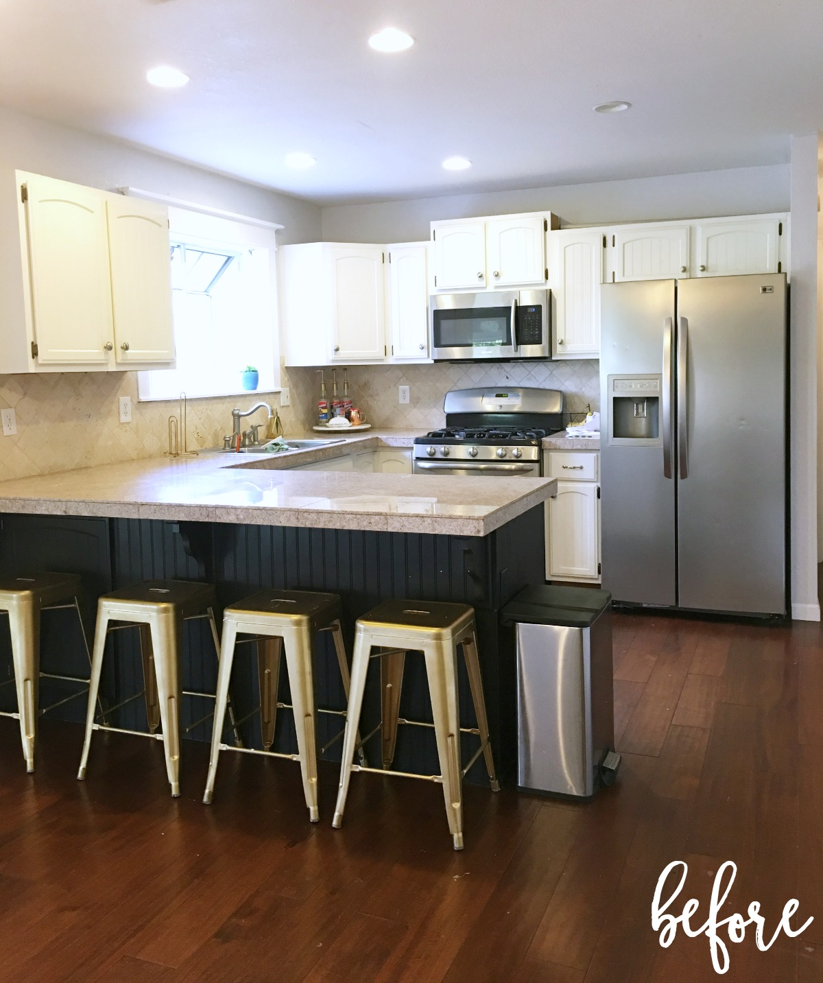 Kitchen Renovation Plans: Prescott View Home Reno: DIY Kitchen Remodel Reveal