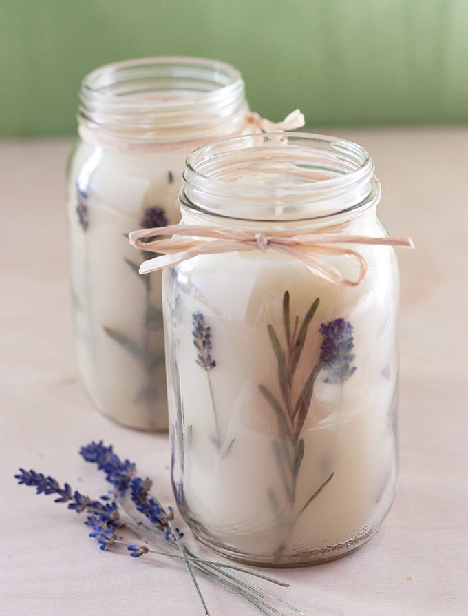 pressed-herb-candles-from-adventures-in-making