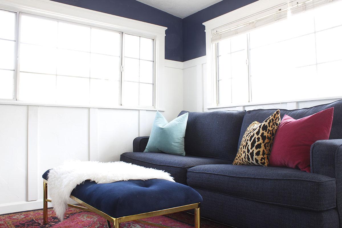 Prescott View Home Reno: Bonus Room Makeover - Classy Clutter