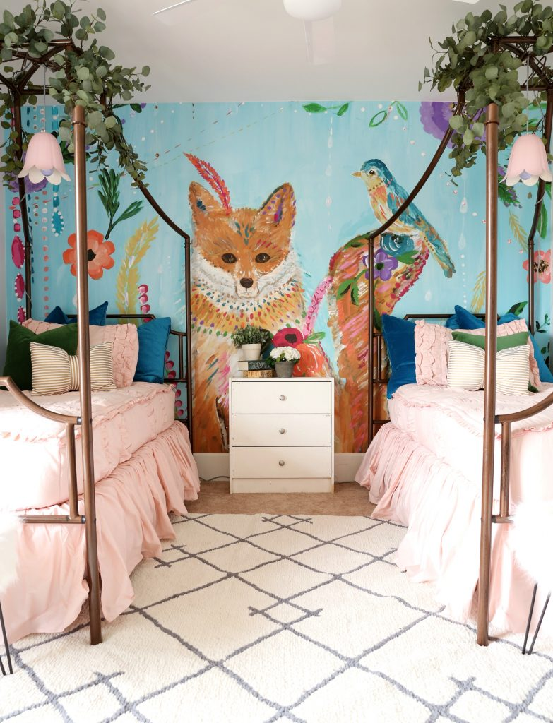 whimsical girls bedroom this whimsical bedroom is one of my favorites