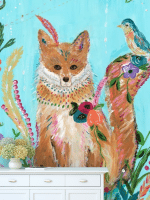 Murals Your Way: Fox Mural
