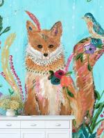 Murals Your Way: Fox Mural