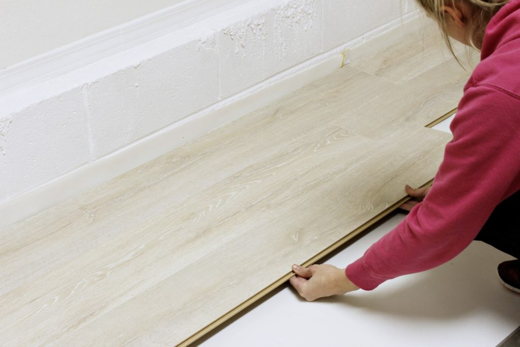 How to install laminate
