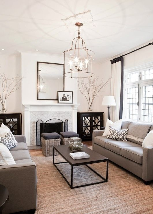 21 Gorgeous Living Room Spaces