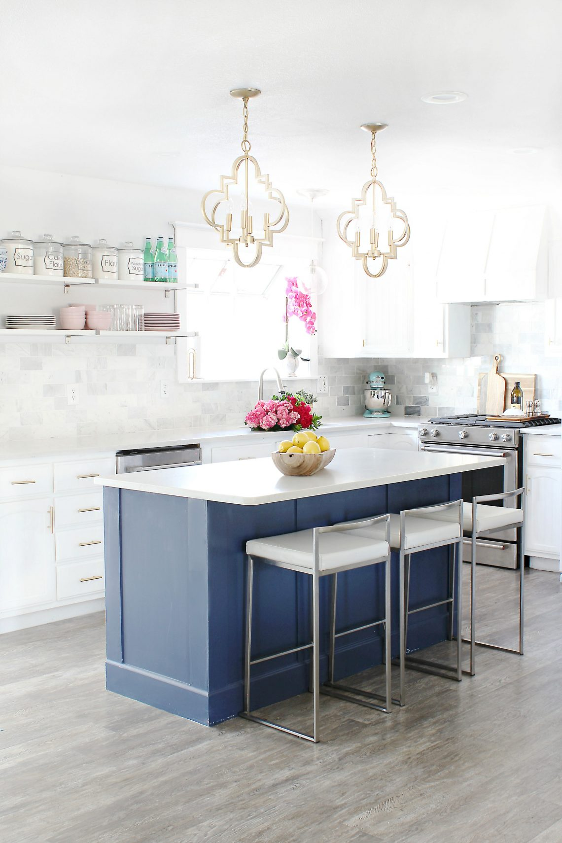 #mallorysprescottviewhome Kitchen Reveal