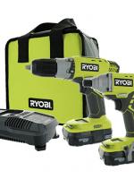 Ryobi Drill Set
