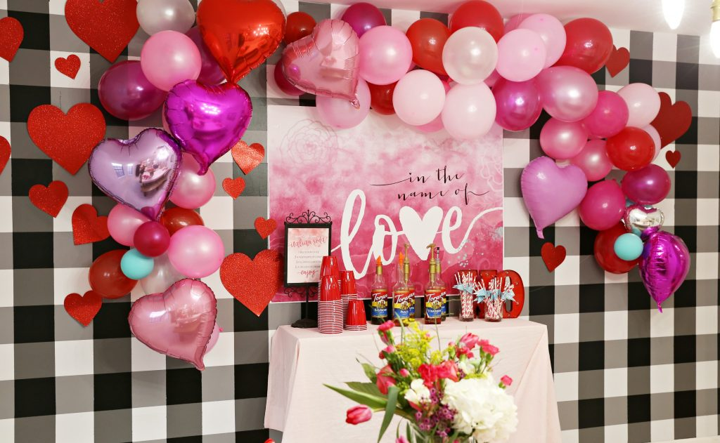 Valentines Day Decor Party Ideas