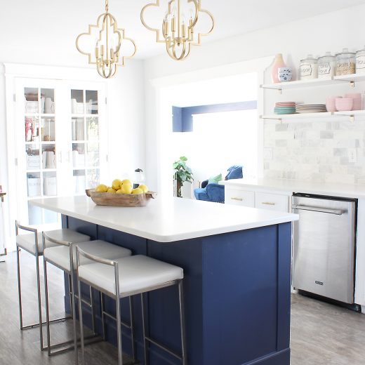 #mallorysprescottviewhome kitchen island