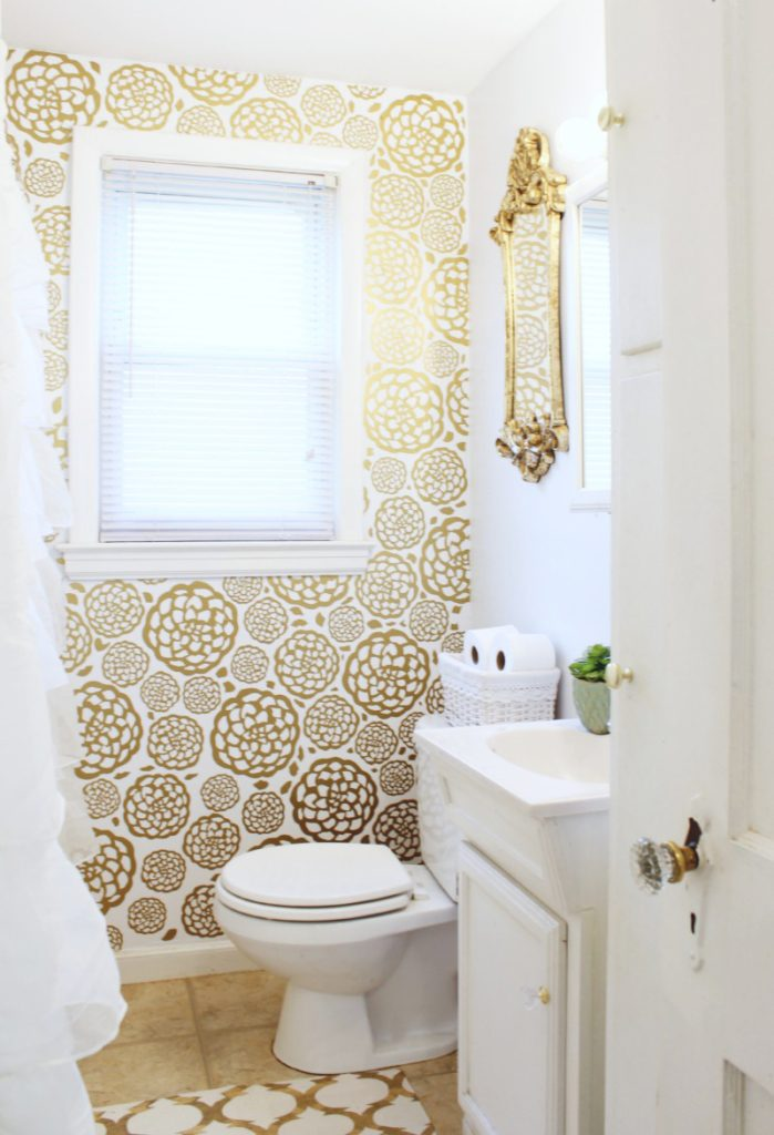 Gorgeous Bathroom 10+ gorgeous bathroom makeovers - classy clutter
