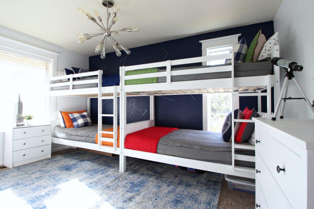 Beddy's + Classy Clutter - Modern Grey Beddys