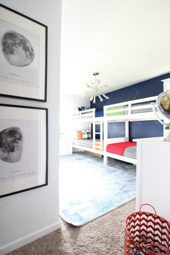 Prescott View Home Reno Shared Space Room Makeover Classy Clutter