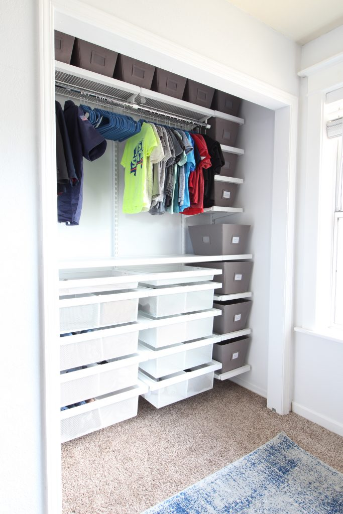 Closet Makeovers Pictures