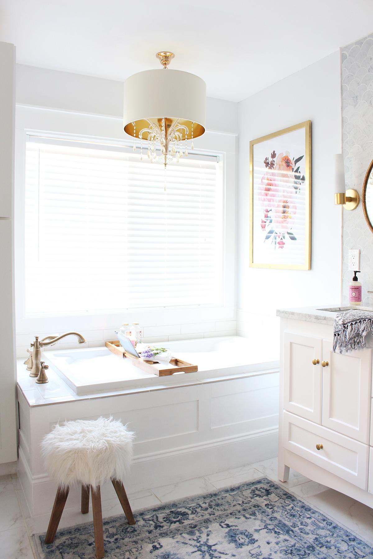 Prescott View Home Reno Master Bathroom Reveal Classy