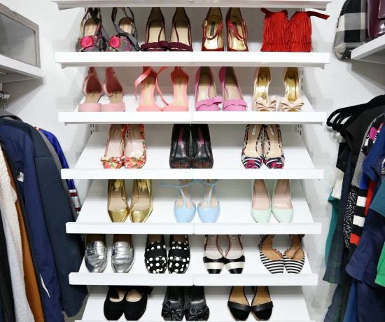 Our Closet Makeovers With The Container Store And HGTV Magazine