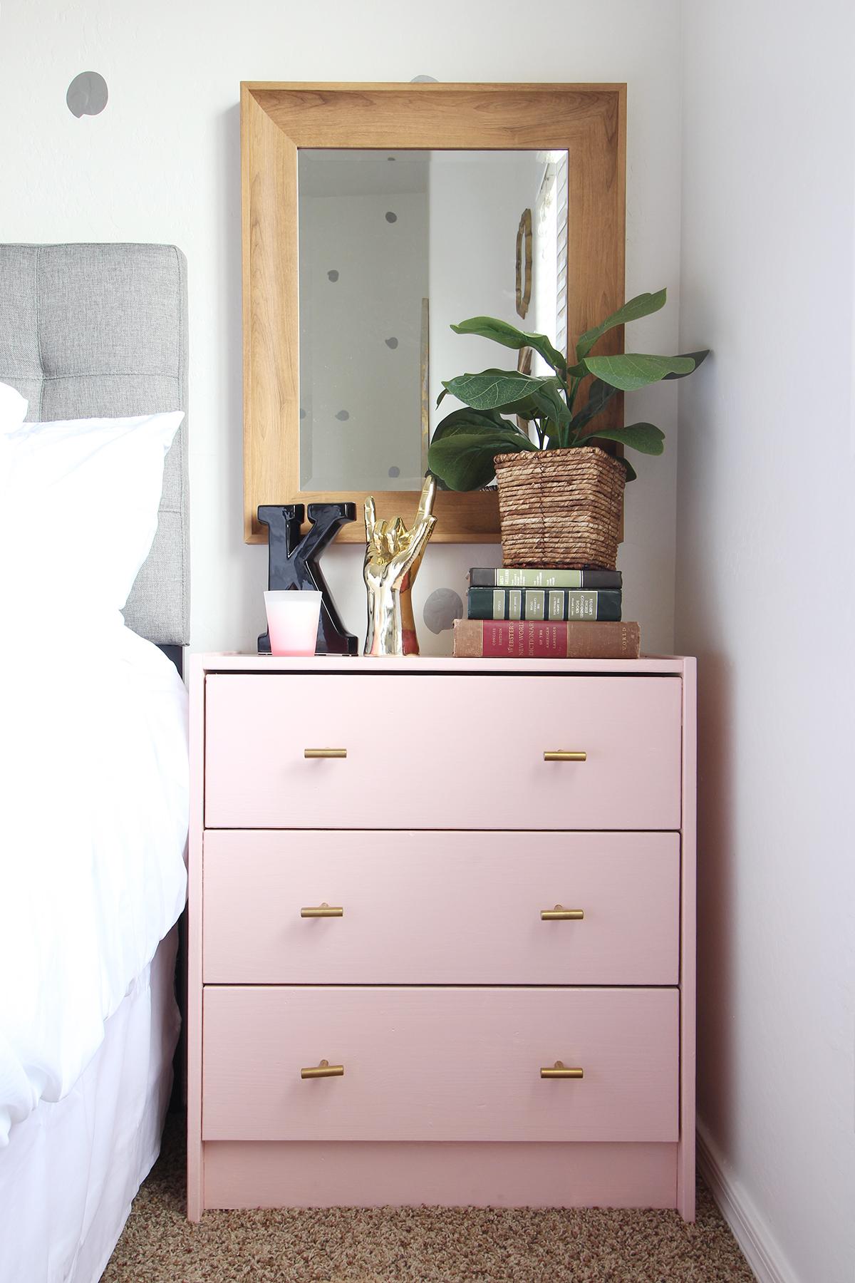Surprise teen girl 39 s bedroom makeover classy clutter - Girls bedroom renovation ideas ...