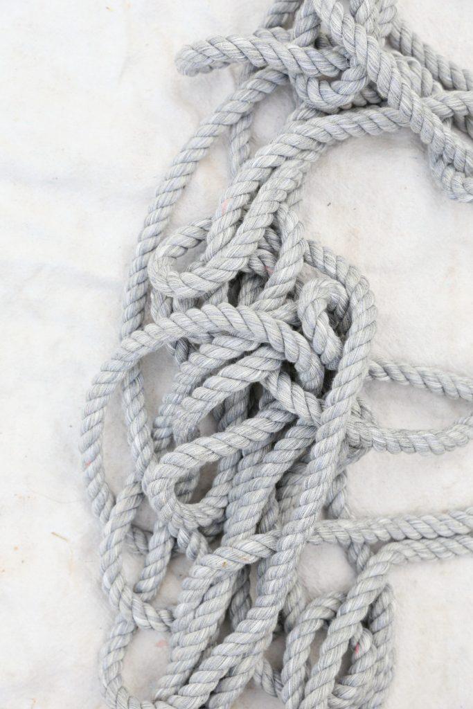 Grey Rope Swing