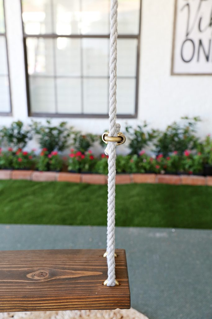 DIY Rope Swings