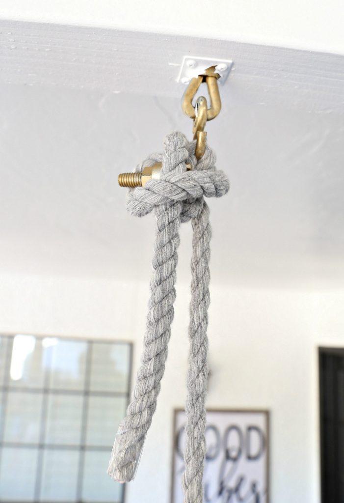 DIY Rope Swing