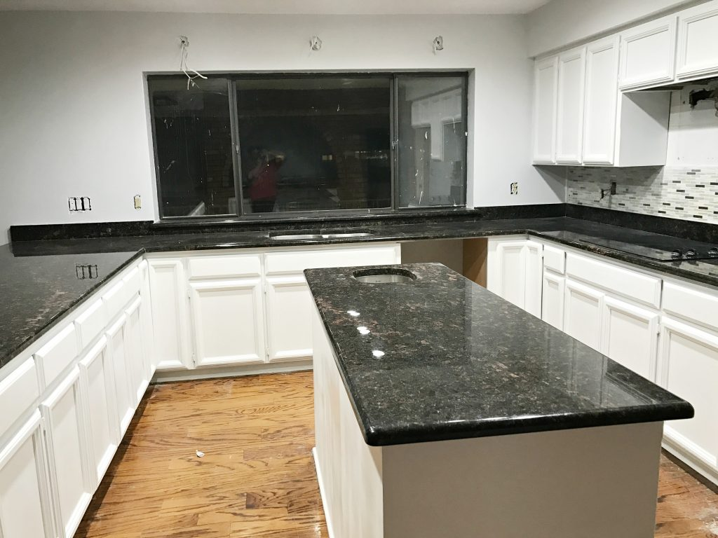 modern ranch reno: my new kitchen sink - classy clutter