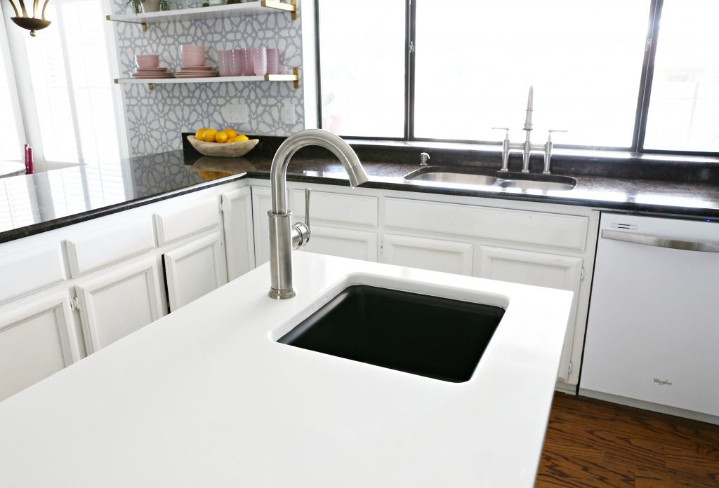 For The Sink I Fell In Love With The Elkay Quartz Luxe Bar Sink And The  Elkay Explore Single Hole Faucet.
