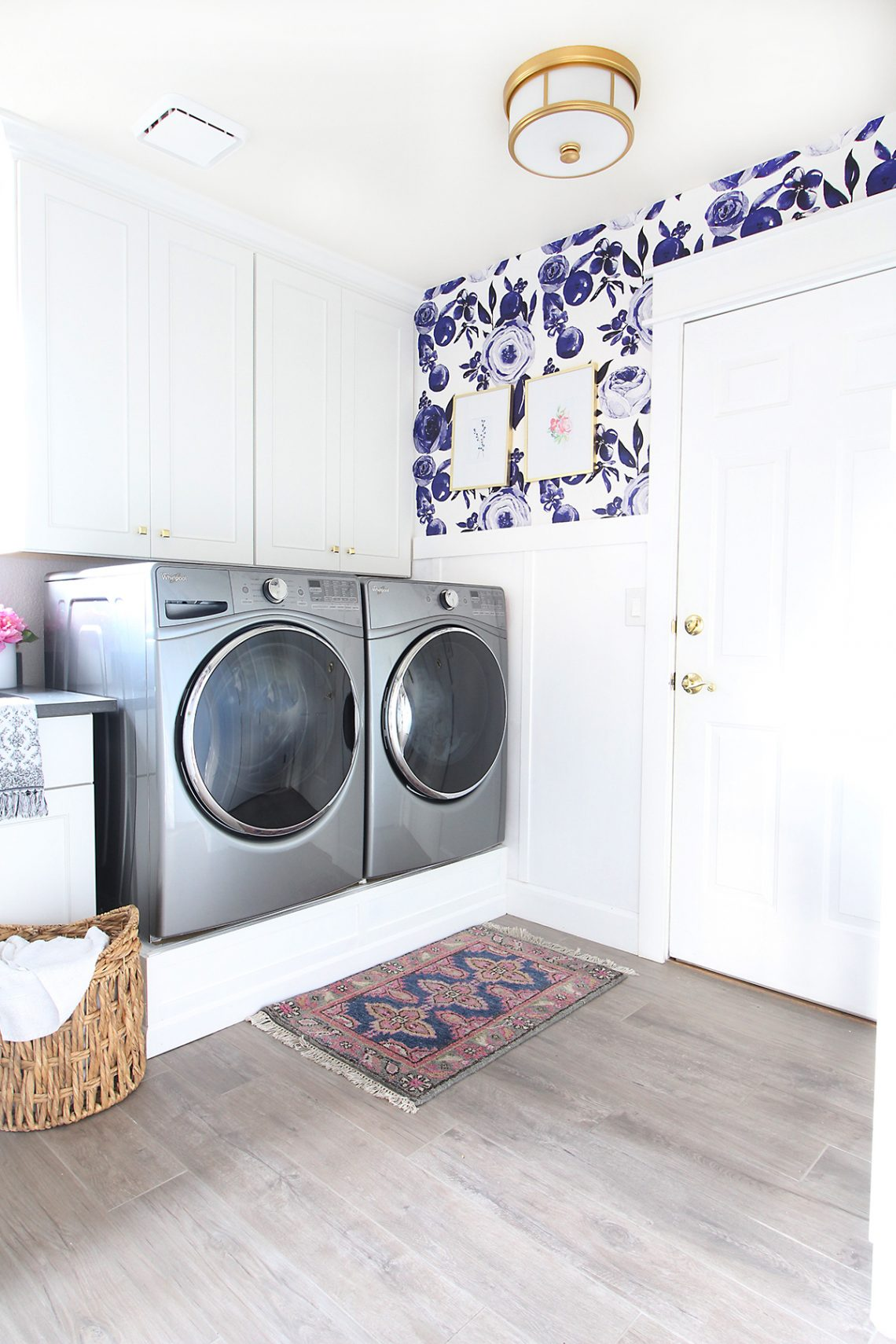 laundry makeover. Iu0027m Still Alive And I Am Excited To Finally Be Sharing A Room Makeover With You All This Pregnancy Broken Foot Have Really Slowed Me Down Haha Laundry