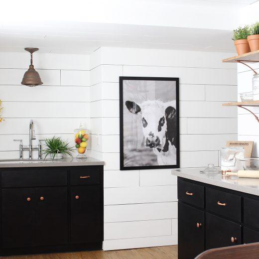 Modern Kitchen Makeover: DIY Meets Design