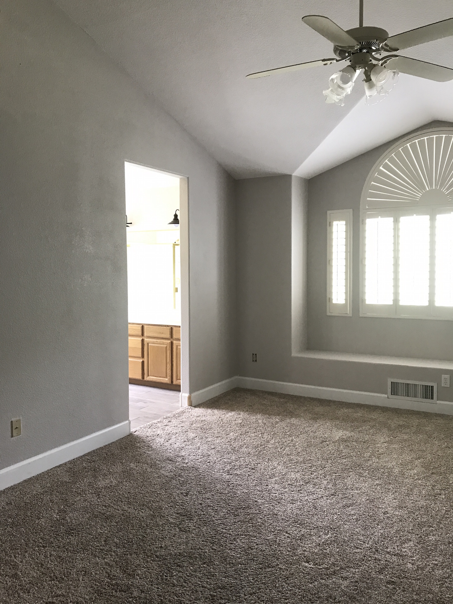 Park Home Reno Master Bedroom Reveal Classy Clutter