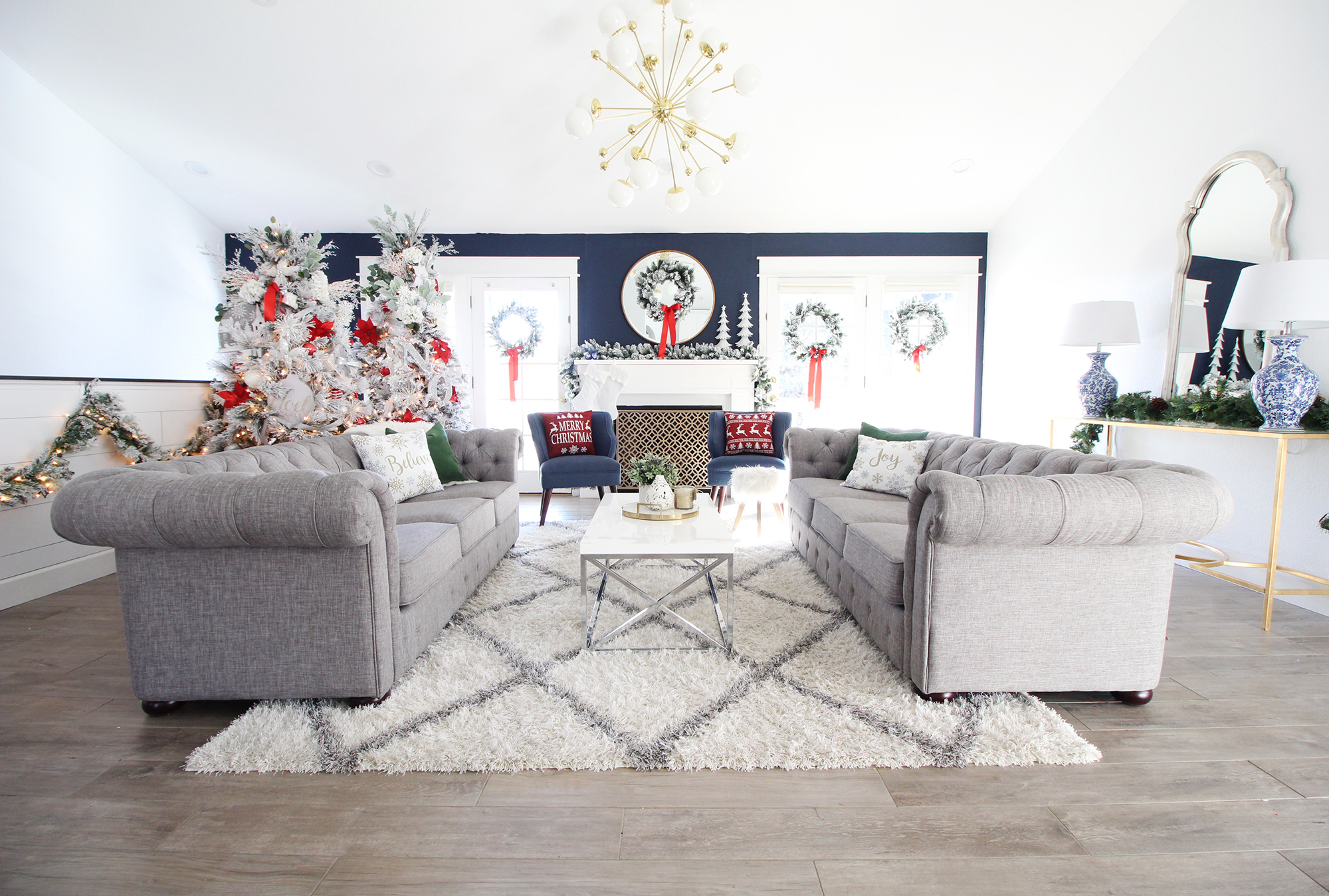 Decorating Your Home For The Holidays: Holiday Decor - Classy Clutter