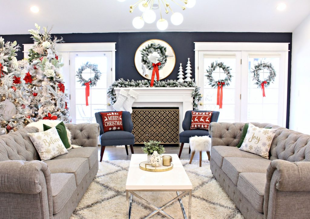 Decorating Your Home For The Holidays Holiday Decor Classy Clutter
