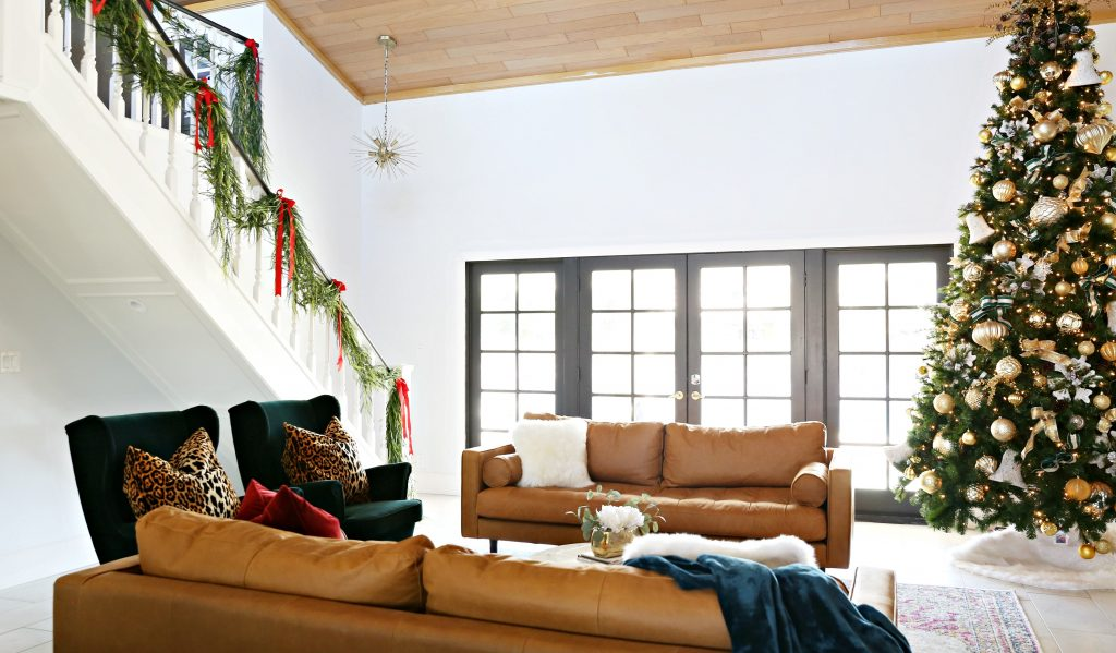 Groovy Modern Ranch Reno My New Article Leather Sofas Classy Clutter Customarchery Wood Chair Design Ideas Customarcherynet