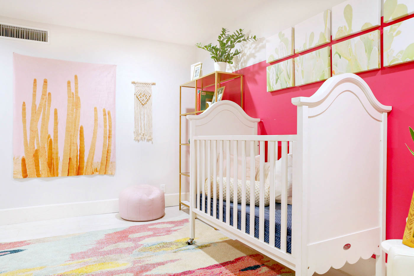 pretty girls nursery