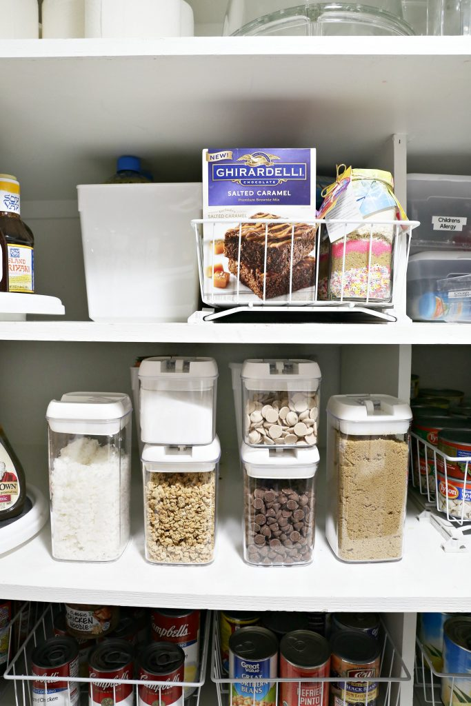 pantry storage drawers