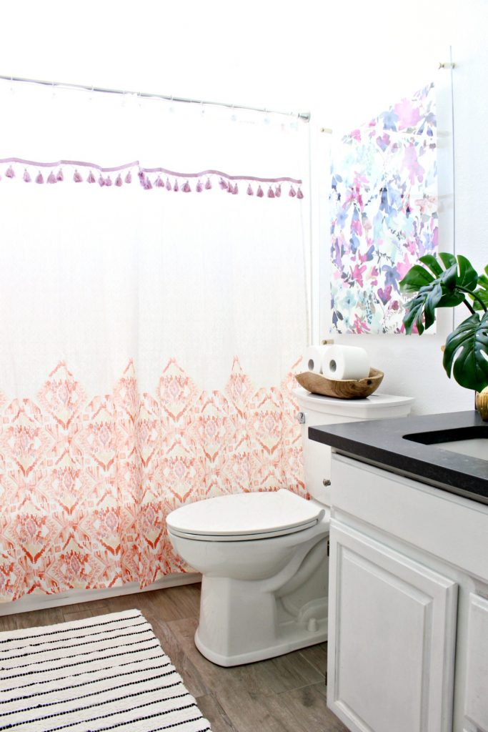 How to clean a bathroom and guest bathroom tips