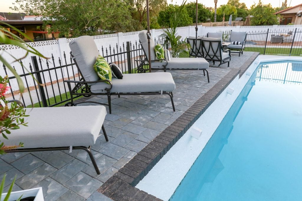 Diy Backyard Upgrades And How To Install Pavers