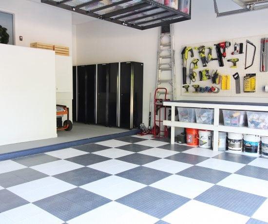 A DIYeru0027s Garage Makeover