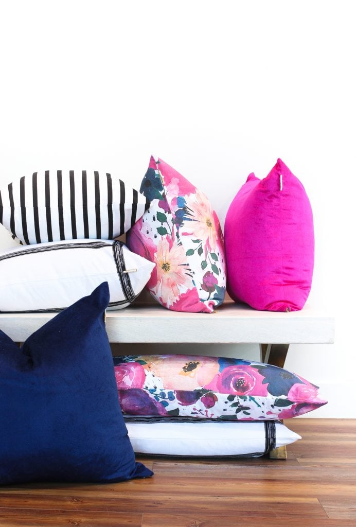 Classy Clutter pillow covers